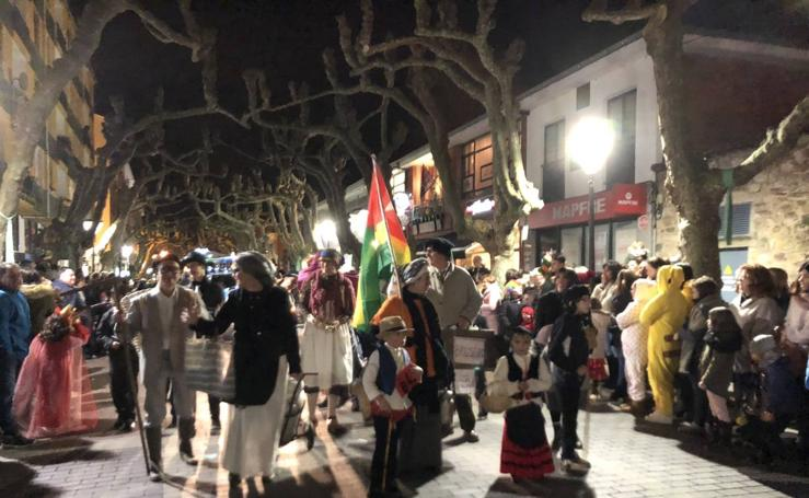 Cantabria despide sus carnavales