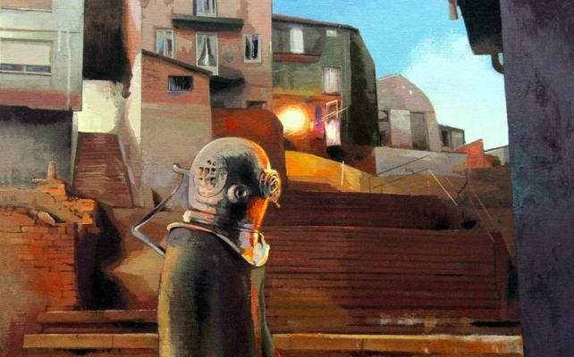 Estéticas audaces en ocho relatos con arte