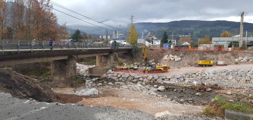 Las obras del nuevo puente Ranero requerirán modificar el contrato