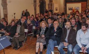 Los escritores reclaman su identidad en el Día de las Letras de Cantabria