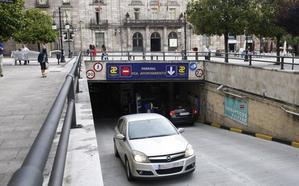 El aparcamiento del Bulevar reduce a 10 euros la tarifa por un día completo