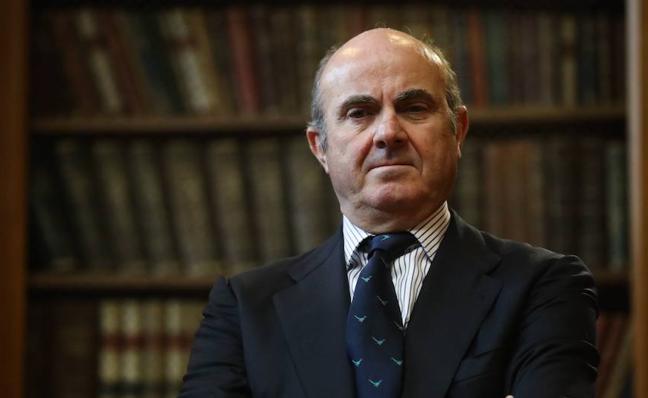 De Guindos: «El BCE es un reconocimiento a España, que ha ganado muchísimo prestigio»