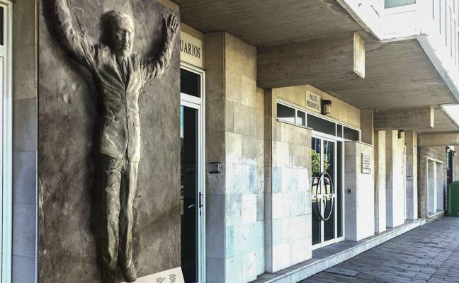 La Fundación ya ha encargado la estatua de Yosu a José Cobo Calderón