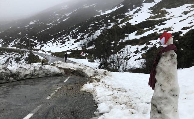 El mal tiempo no cesa: mañana alerta por nieve y la cota podría bajar a 400 metros