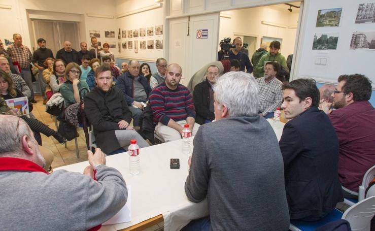 Nueva reunión anti TUS