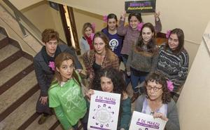 Cantabria se suma a la huelga feminista del 8 de marzo para visibilizar la desigualdad y la violencia sobre las mujeres