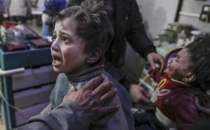 Guta Oriental vuelve a vivir una jornada sangrienta con 38 muertos