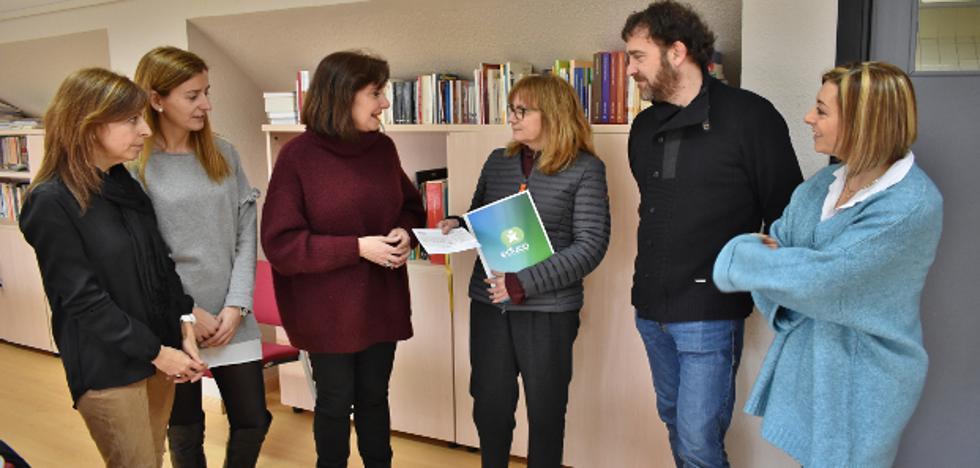 Educo recibe 4.272 euros de la Carrera Solidaria del colegio Gerardo Diego de Los Corrales