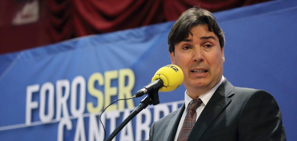 Jaime González defiende La Pasiega pero reconoce que el Puerto no debe ser el promotor de los terrenos