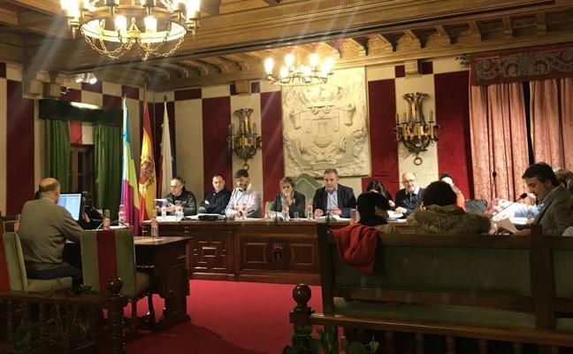 Camargo quiere aumentar un 50% las partidas sociales del Presupuesto