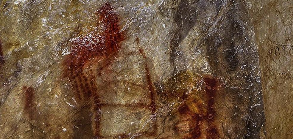 Descubren en Puente Viesgo el arte rupestre más antiguo del mundo