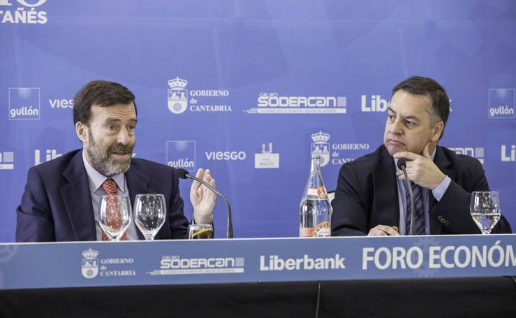 Foro Económico: Guillermo De la Dehesa