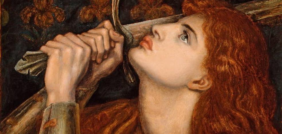 Una Juana de Arco mestiza levanta ola de insultos racistas en Francia