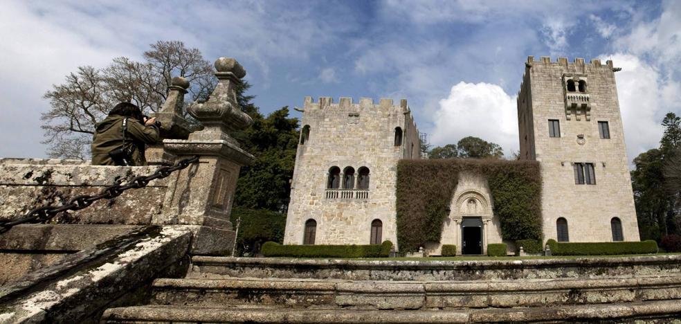 La inmobiliaria Mikeli recibe de los Franco el palacete de Meirás para venderlo por 8 millones de euros
