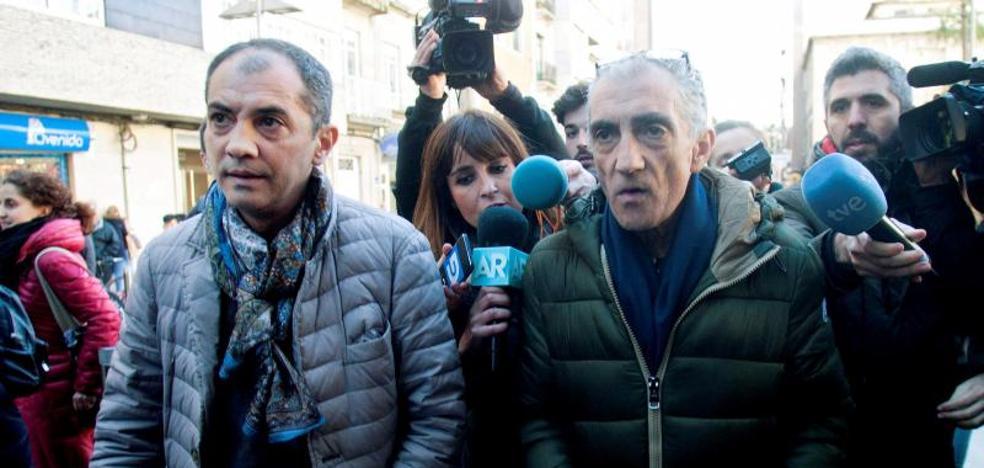 Julio Araújo, expareja de Sonia Iglesias, ingresado por problemas respiratorios