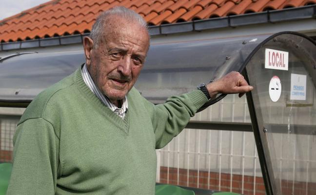 Fallece Guillermo Cortés, presidente de la Cultural de Guarnizo durante 50 años