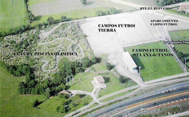 Torrelavega ha gastado más de 100.000 euros en el fallido proyecto de la piscina olímpica