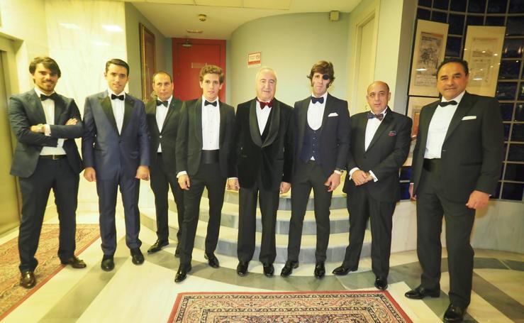 Premios a los triunfadores de la temporada taurina en Cantabria