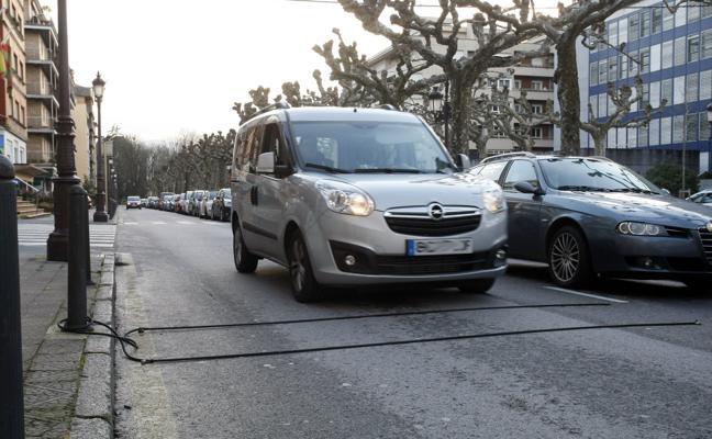 El Plan de Movilidad de Torrelavega recoge datos para ver qué calles se pueden peatonalizar