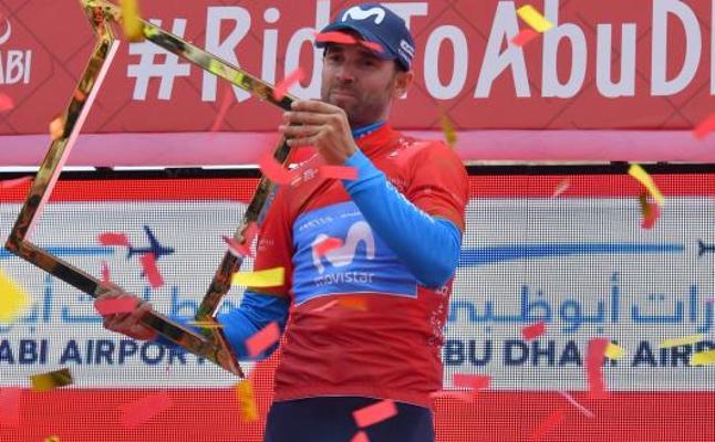 Alejandro Valverde gana el Tour de Abu Dabi