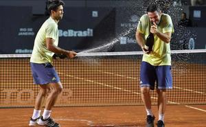 Verdasco, que se enfrentará a Schwartzman, confía en conquistar también el título individual en Río