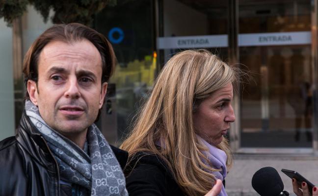 Josep Santacana retira la demanda de divorcio para evitar entregar la documentación que le requiere Arantxa Sánchez Vicario