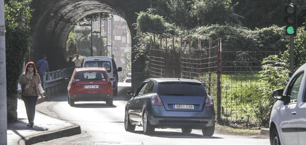 Castro da un paso más para ejecutar el acondicionamiento de los túneles de Ocharan
