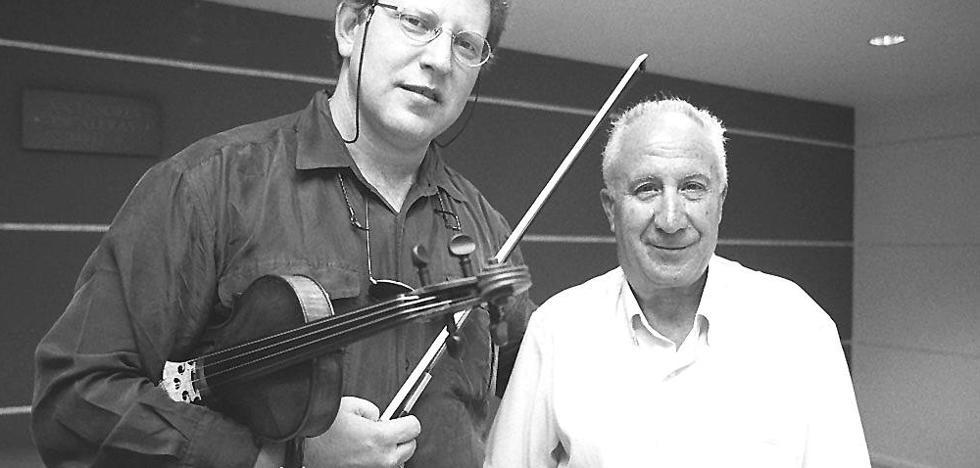 El compositor y pedagogo Tomás Villajos fallece en Santander a los 92 años