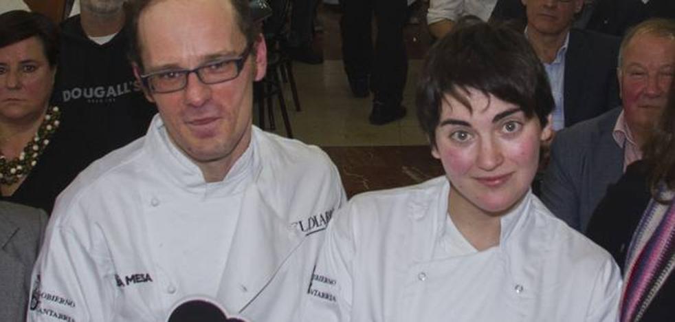Raquel Diego y Pedro Muñoz se imponen en Chef Cantabria 2018