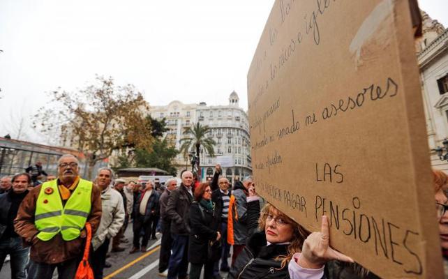 La mayoría del Pacto de Toledo, partidario de volver a vincular las pensiones al IPC