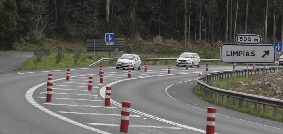 El radar de tramo de Limpias entrará en funcionamiento en Semana Santa