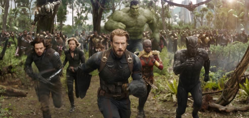 'Vengadores: Infinity War' se estrenará en todo el mundo el 27 de abril