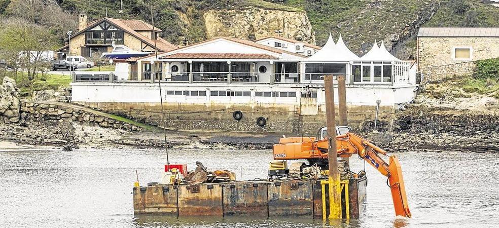 Cantabria destina 1,75 millones de euros a la campaña de dragado de puertos