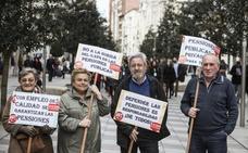 El 54% de las pensiones de Cantabria no supera la barrera de los 1.000 euros al mes