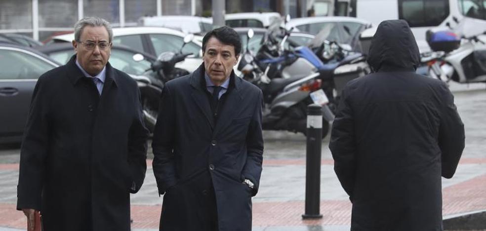 Ignacio González declara por un presunto amaño en un contrato de una web del Canal