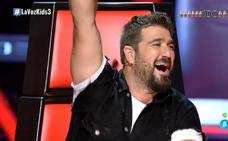 Telecinco se aferra a 'La Voz Kids' para ganar el lunes