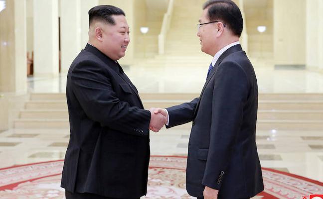 Las dos Coreas se reunirán en abril
