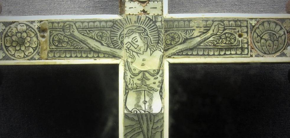'La imagen de la Cruz' en Santo Toribio