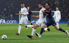 El partido entre el País Saint-Germain y el Real Madrid, lo más visto del año en televisión