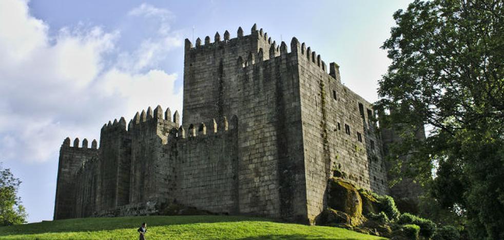Guimarães, la cuna de la nación de Portugal