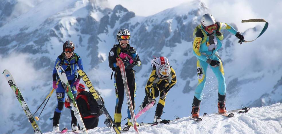 El fuerte viento puede provocar cambios en el recorrido de la Copa Andrés Regil en Picos