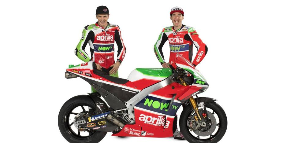 Aprilia y Aleix Espargaró retan a la élite de MotoGP