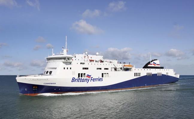 La nueva ruta marítima entre Santander y Cork se inaugurará el 29 de abril