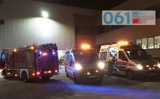 Una fuga de amoniaco en Mercasantander deja dos mujeres intoxicadas leves