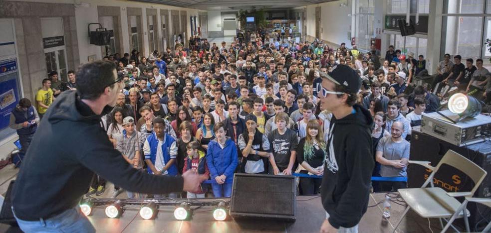 La élite nacional del 'freestyle' desembarca en Cantabria