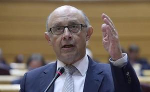 Montoro pide al sector privado «tomar nota» del alza salarial de los funcionarios