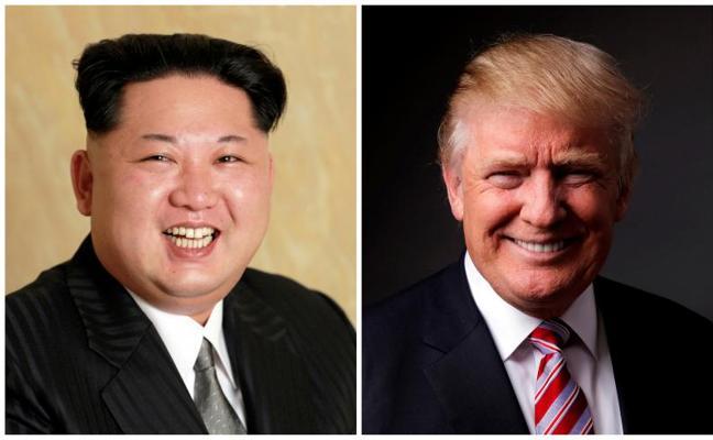 Trump acepta la propuesta de Kim Jong-un para reunirse en mayo