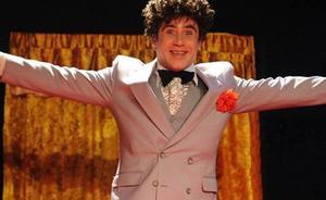 El Gran Dimitri clausura el sábado el ciclo 'Mejor reír' del Café de las Artes