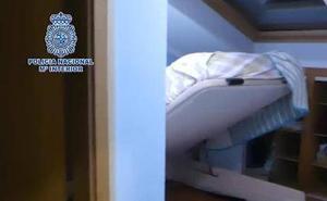 Detenidas 14 personas en Cantabria y Asturias por explotación sexual a mujeres paraguayas