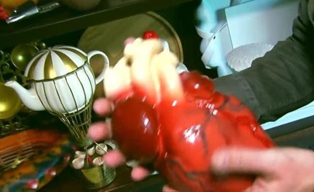 Las vajillas mutantes llegan a la alta cocina